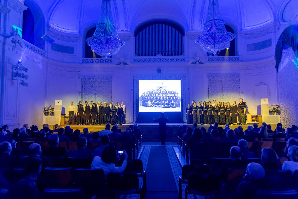 19 февраля свой 120-й день рождения Санкт-Петербургский политехнический университет Петра Великого отпраздновал праздничным концертом в Белом зале.