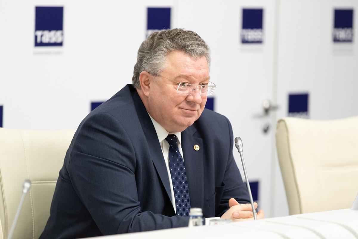 12 февраля в ТАСС состоялась пресс-конференция, посвященная 120-летию Санкт-Петербургского политехнического университета Петра Великого.